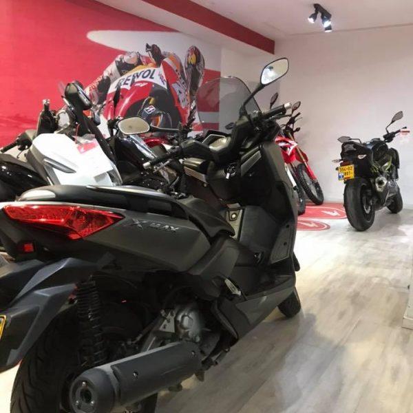 X MAX 250 2017