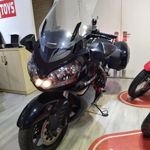 קווסאקי GTR1400 2012