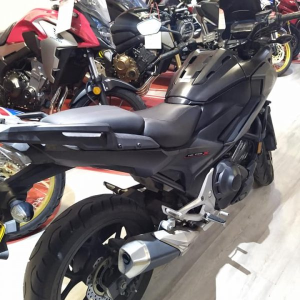 NC750X אוטומטי 18