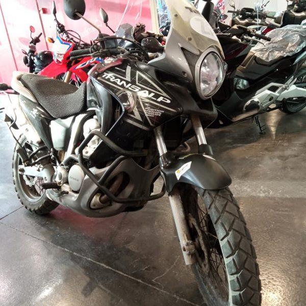 טראנסאלפ 700 2012
